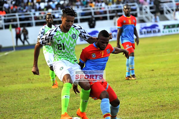 Rohr: Why Super Eagles Will Play Better Against England