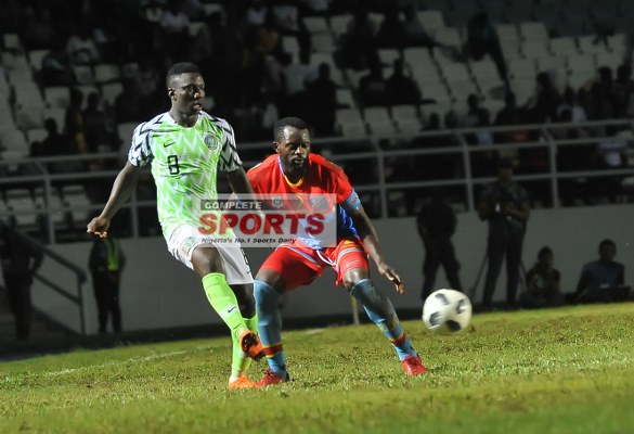Etebo: Super Eagles Will Fly High In Russia