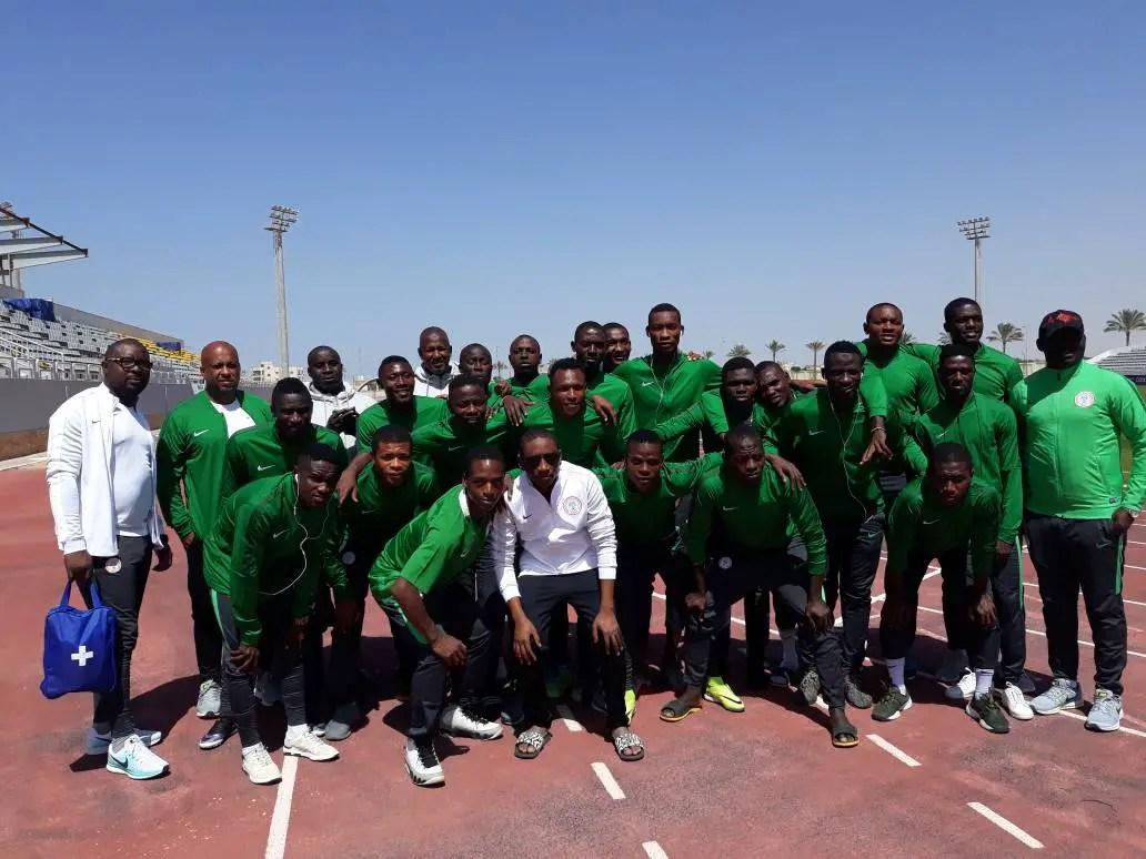 U-20 AFCON PLAYOFF: Flying Eagles Hold Mauritania