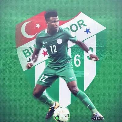 Abdullahi: I'm Honoured To Make Nigeria's Provisional World Cup Squad