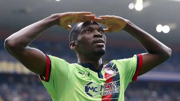 """Makinwa Happy """"All-Round Striker"""" Nwankwo Is In Super Eagles Squad"""