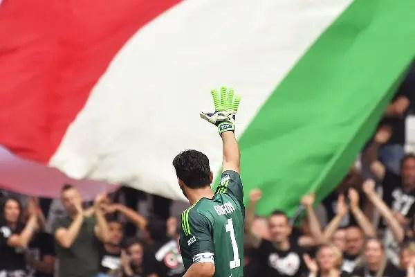Emotional Buffon Ends Juventus Career On  A High