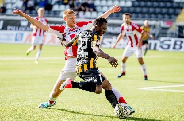 Ex-Rangers Star Egbuchulam Scores In Swedish Second-Tier Win