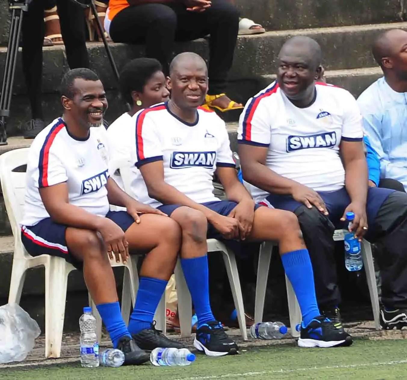 Listen: Mumini Alao Talks Super Eagles Chances At The 2018 FIFA World Cup On Brila Fm