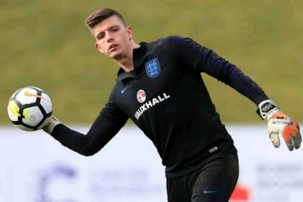England Vs Nigeria: Burnley's Pope Eager To Be In Goal Against Nigeria