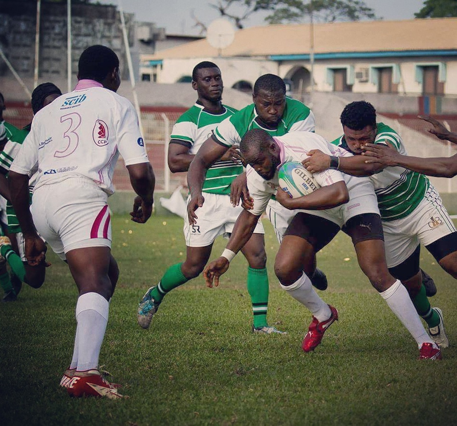 Lagos Rugby Union Men's League: Cowries Pip Racing