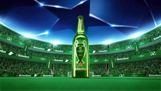 Champions League Final #ShareTheDrama With Heineken