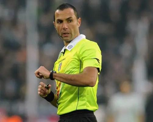 Young Italian Referee To Handle England Vs Nigeria Friendly