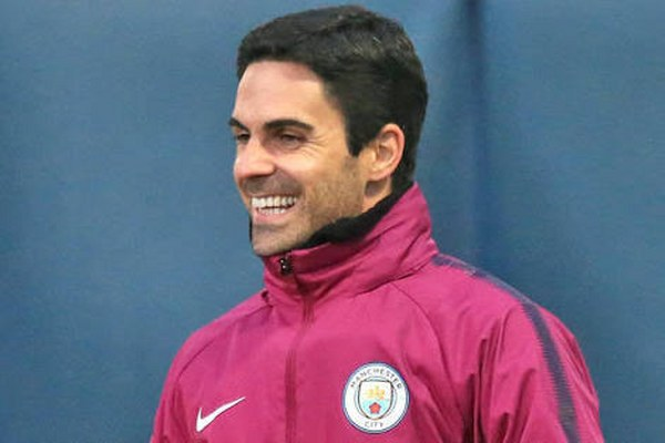 Wenger Backs Arteta To Succeed As Arsenal Manager