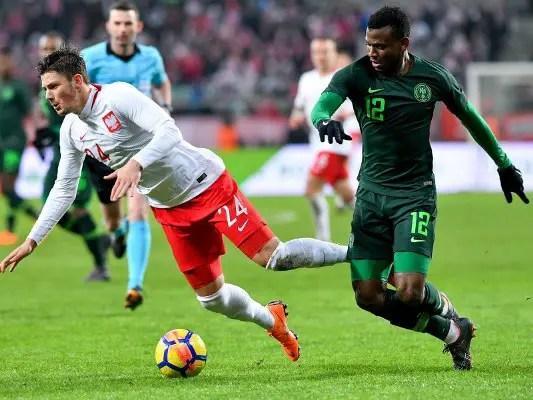 "Abdullahi Eager For Super Eagles Send-Off ""Party"" Vs DR Congo"