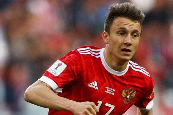 Russian Star Facing World Cup Knockout Over Hamstring Injury