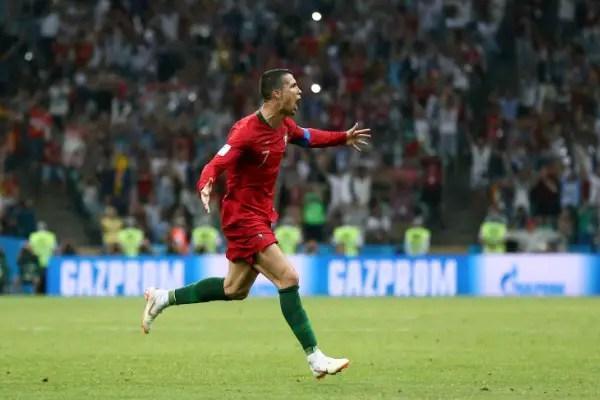 Spain Coach Hierro: When You Face Ronaldo, Anything Can Happen