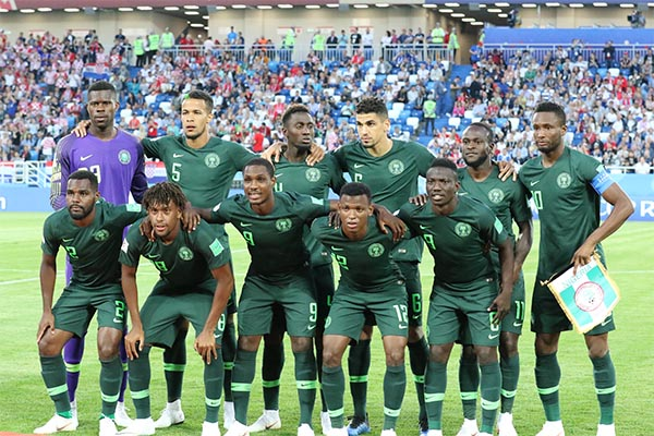 Adepoju: Eagles Down But Not Out Yet