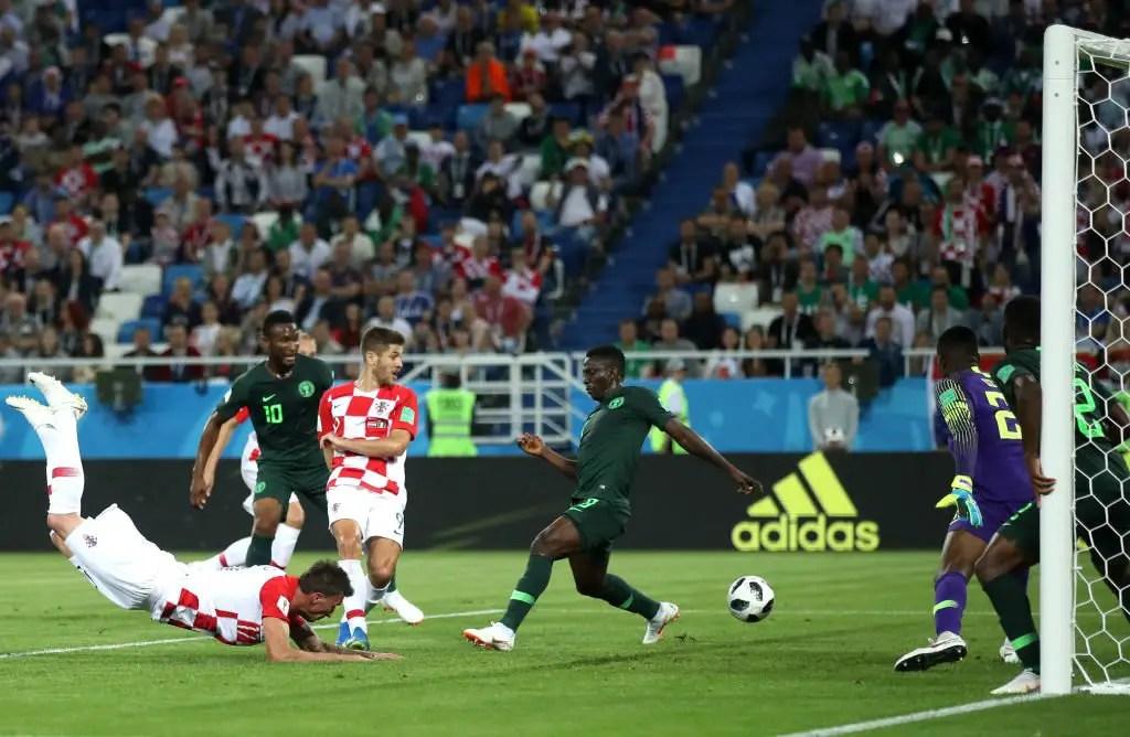 Ekoku: Super Eagles Showed No Urgency In Croatia's Defeat