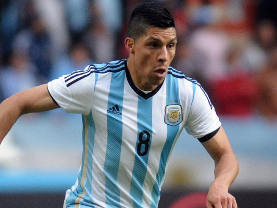 Argentina Replace Injured Lanzini With River Plate's Perez For World Cup