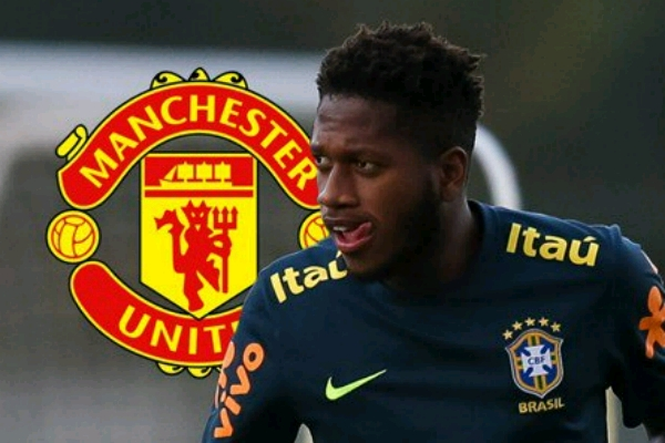 Man United Confirm Fred Signing From Shakhtar Donetsk