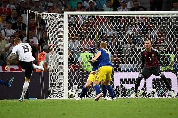 Ibrahimovic Backs Sweden To Win 2018 World Cup