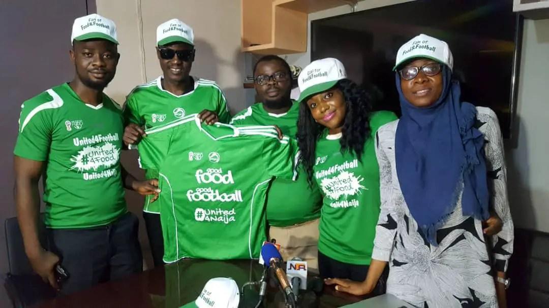 HEDA Unveils Sound Sultan As Great Food, Great Football Ambassador