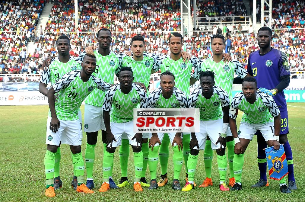 Babatunde: Eagles Need Self-Belief To Shine In Russia