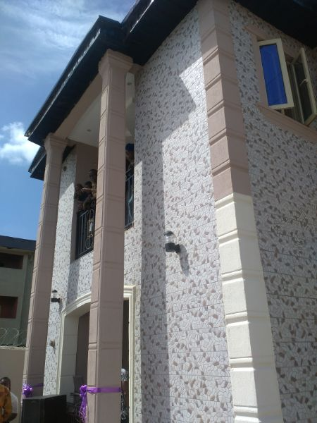 Uzochukwu Unveils New N120m Mansion In Agege