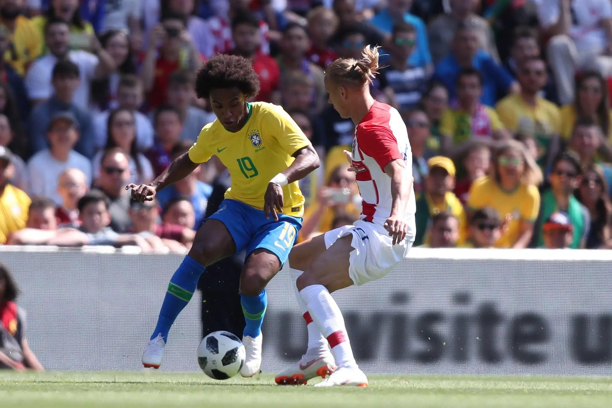Brazil Coach Tite: Quality Croatia Side Tough To Beat