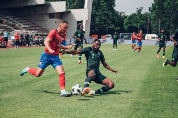 Czech Coach Praises Players For Win Vs Nigeria, Wanted More Goals