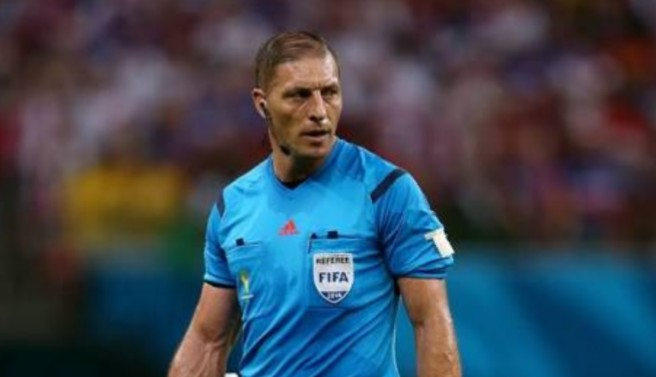 Argentine Ref To Officiate World Cup Opening Game