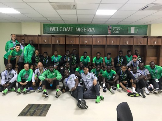 Essentuki Fans Promise To Support Super Eagles At Russia 2018