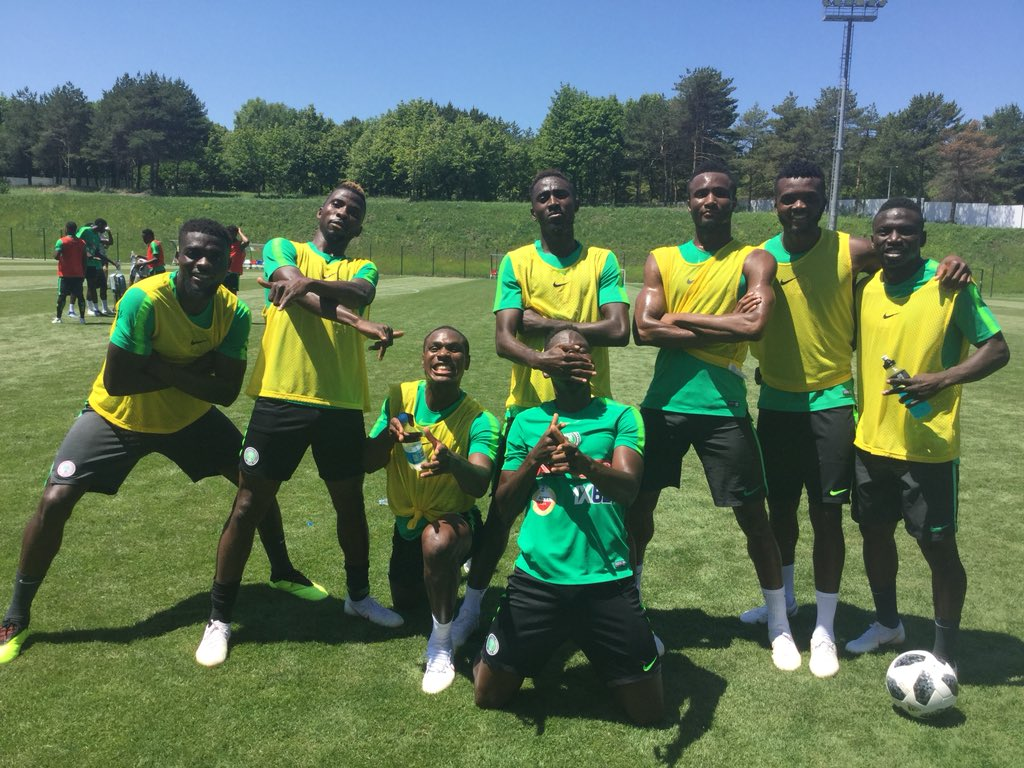 Mikel: It's 11 Vs 11 Against Croatia; Our Young Team Must Beat Their Stars