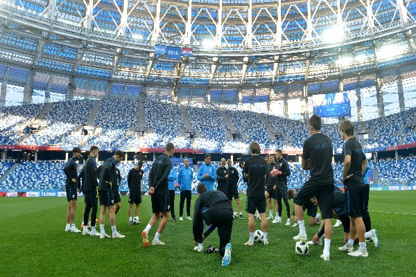 Croatia Coach Dalic: Argentina Game Our Easiest, We Have Nothing To Lose