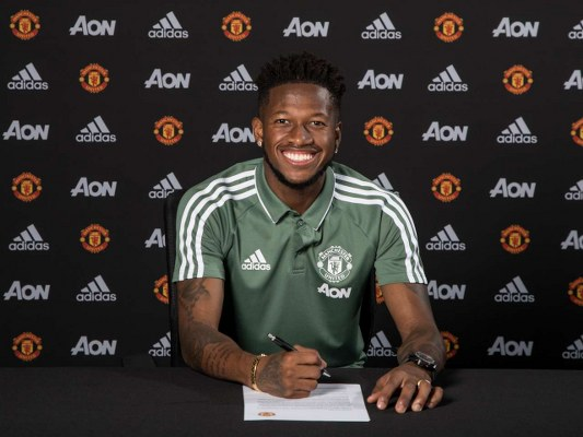 Man United Complete Fred Signing From Shakhtar Donetsk