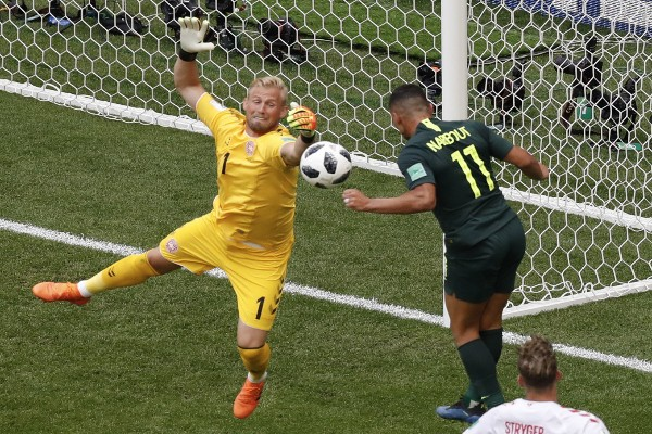 Australia Cling On After VAR-Assisted Draw With Denmark