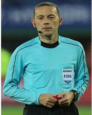 Turkish Ref Cakir To Officiate Nigeria Vs Argentina Clash
