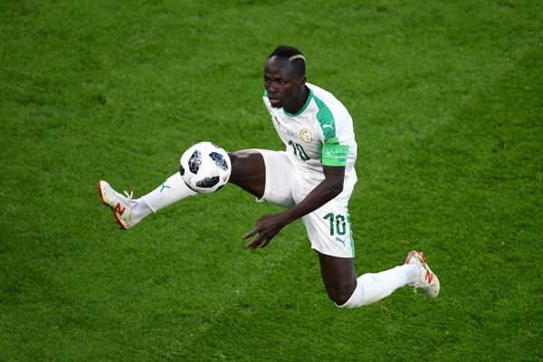 """""""Disappointed"""" Mane Voted MOTM In Senegal, Japan Draw"""