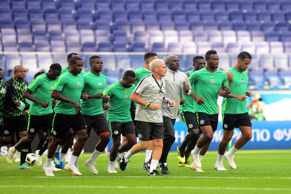 GO BIG OR GO HOME: 5 Mistakes Super Eagles Must Avoid Vs Argentina