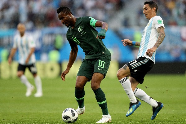 Mikel Undecided On Eagles Future