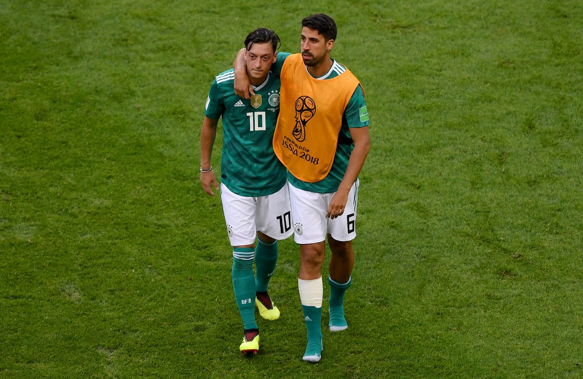Low: Germany Deserved To Crash Out