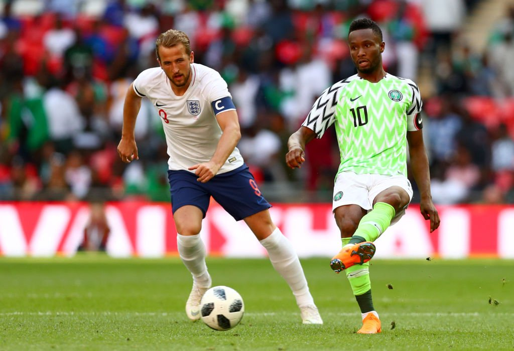"""Mikel """"Confident"""" Super Eagles Can Beat Iceland; Replies Mourinho, Wants Long Stay In Russia"""