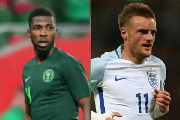 Leicester Wish Musa, Iheanacho, Ndidi, Vardy Good Luck As Nigeria, England Clash At Wembley