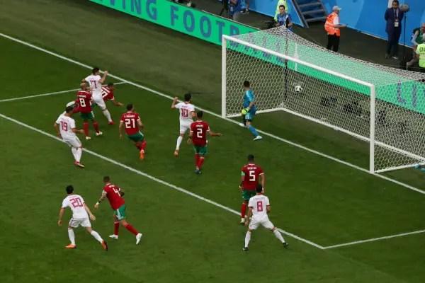 Russia 2018: Iran Snatch Late Winner Vs Dominant Morocco