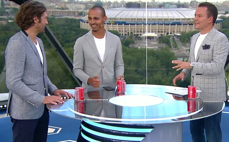 Osaze Works As World Cup Match Pundit For Russian TV