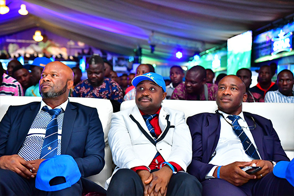 Ex-Internationals Cheer As STAR Lager Celebrates Passionate Fans, Gallant Super Eagles