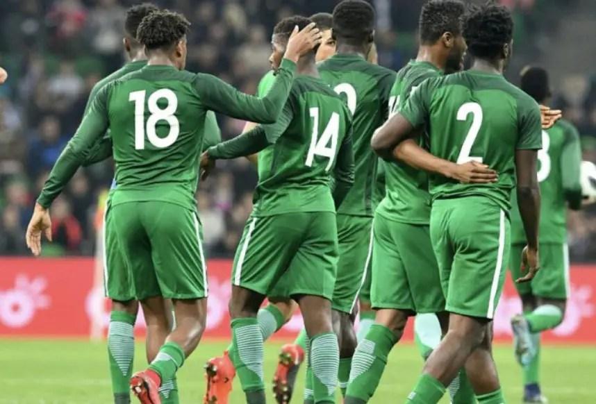 Super Eagles To Don All Deep-Green New Away Kit Vs Croatia