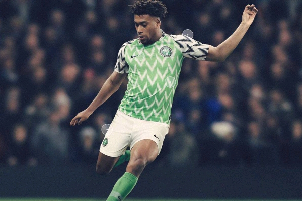 Super Eagles Jerseys Sold Out In London At N31,000 Each