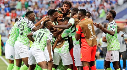 """Ekoku Thumbs Up """"Solid"""" Super Eagles, """"Magnificent"""" Musa For Win Vs Iceland"""