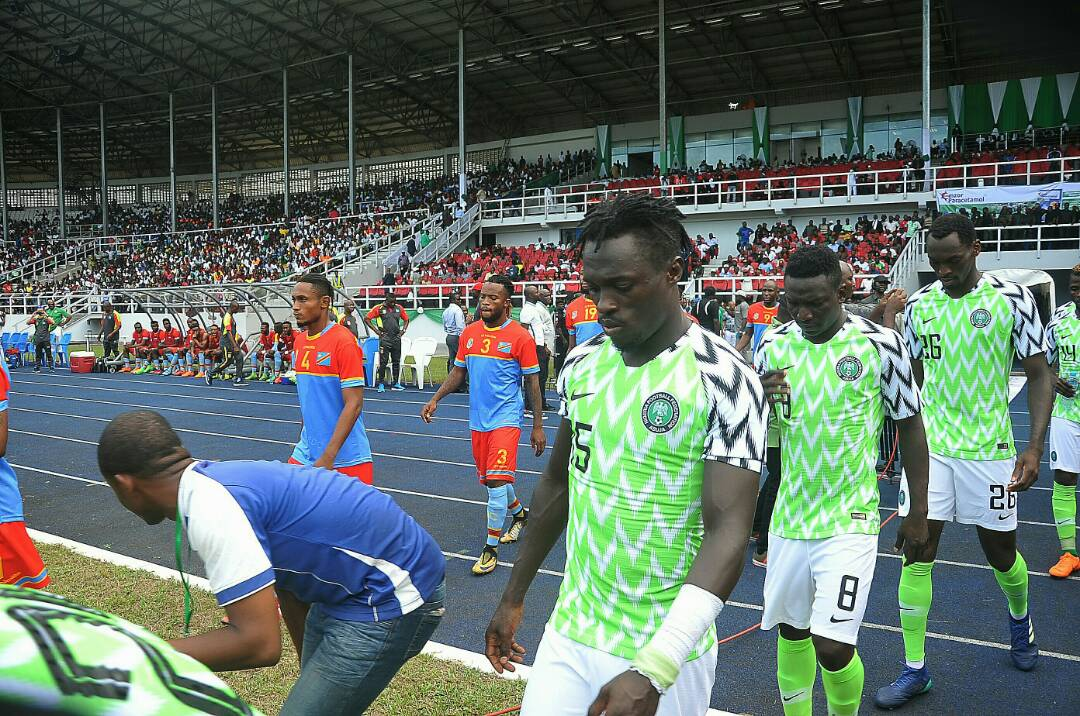 Super Eagles Of Nigeria Travels Without A Pichichi