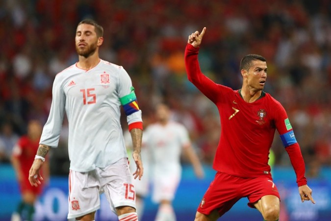 2018 World Cup: Portugal And Spain Look For First Wins Following Thrilling Draw