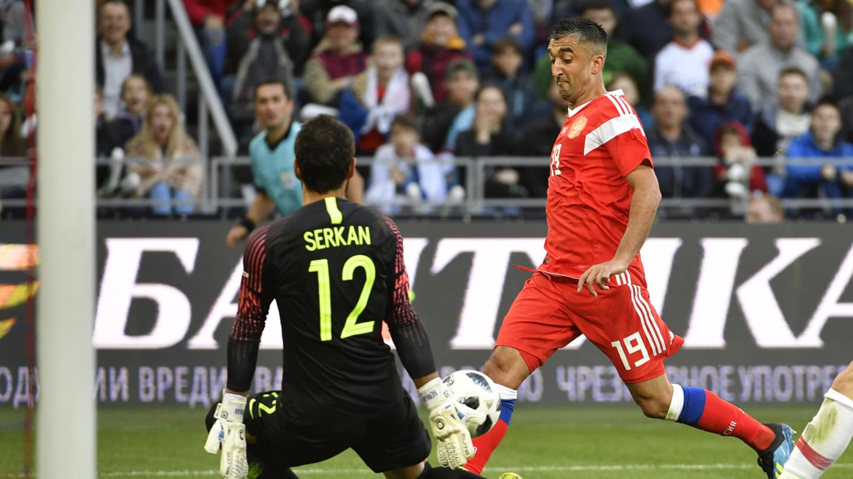 Russia Stars: We Must Beat Saudi In World Cup Opener