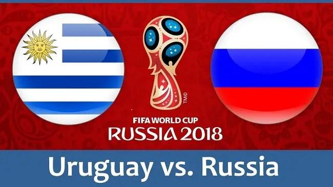 World Cup: Uruguay Vs Russia Betting Tips