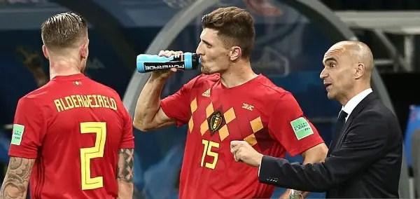 Martinez: Belgium Passed Test Of Character In Fightback Vs Japan